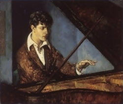 leo_ornstein_at_the_piano_color_by_leon_kroll